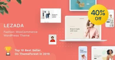 Lezada - Fashion WooCommerce WordPress Theme 5