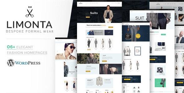 Limonta - Modern Fashion WooCommerce WordPress Theme 1