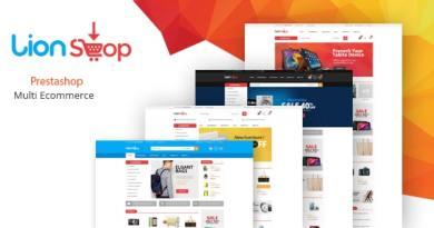 Lion - Responsive WooCommerce WordPress Theme 48