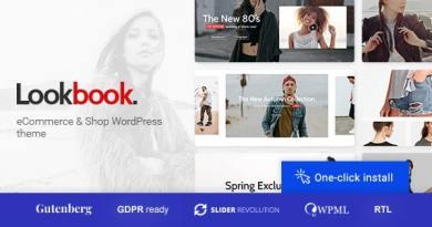 Lookbook - Fashion Store & Clothing Woocommerce Theme 10
