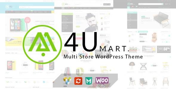 M4U - Multi Store Responsive WordPress Theme 33