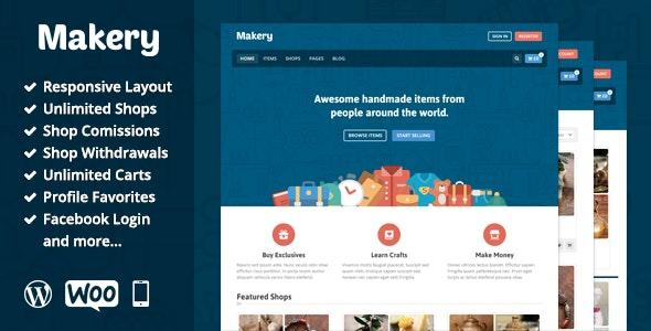 Makery - Marketplace WordPress Theme 29