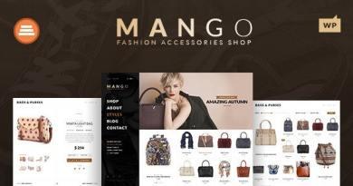 Mango - Creative Multi-Purpose WooCommerce Theme 2