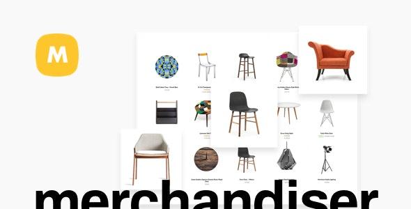 Merchandiser - eCommerce WordPress Theme for WooCommerce 1