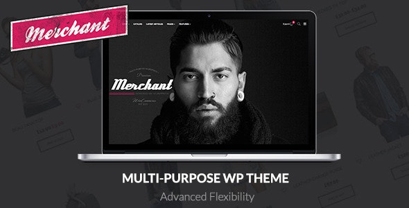 Merchant - Responsive WordPress Theme 22