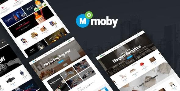 Moby - WordPress Multipurpose Theme 1