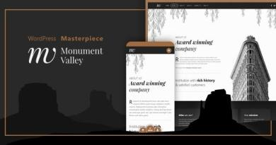 Monument Valley - Accessible WooCommerce & Business Masterpiece 4