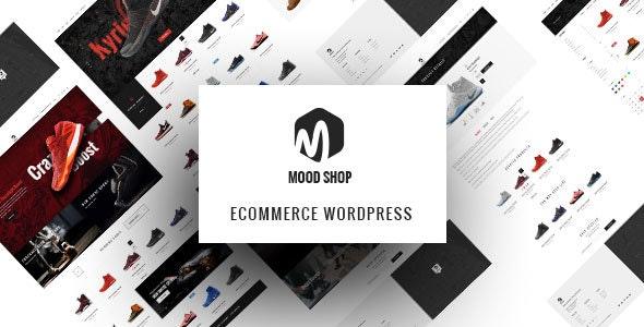 Moodshop - Modern eCommerce WordPress theme 1