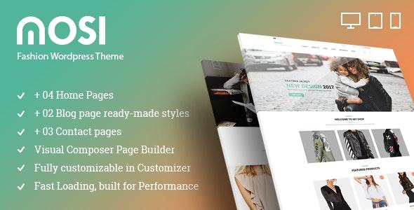 MOSI Fashion Responsive Multi-Purpose eCommerce WordPress Theme 1