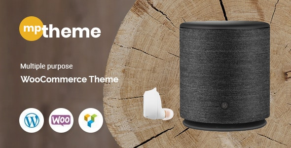 Mptheme - Tech Shop WooCommerce Theme 2