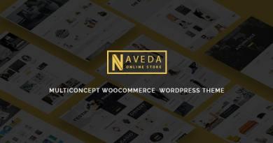 Naveda - MultiConcept WooCommerce WordPress Theme 2