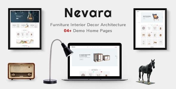 Nevara - Furniture Theme for WooCommerce WordPress 31