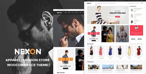 Nexon - Apparel Store Multipurpose Responsive WooCommerce WordPress Theme 30