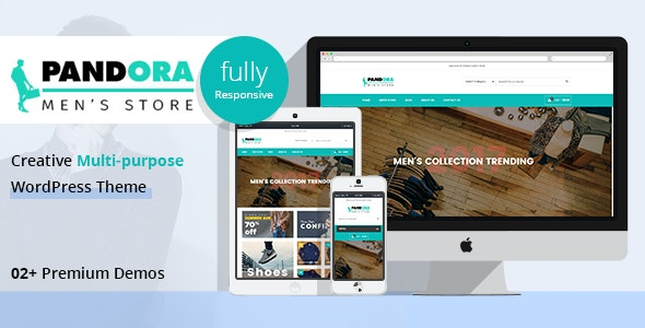 PD Pandora - Men's Fashion WordPress Theme 5