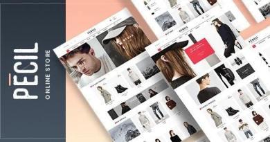 Pecil - Fashion WooCommerce Theme 53