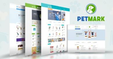 PetMark - Responsive WooCommerce WordPress Theme 3