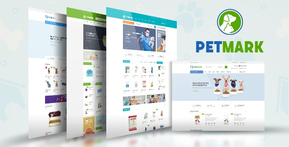 PetMark - Responsive WooCommerce WordPress Theme 6