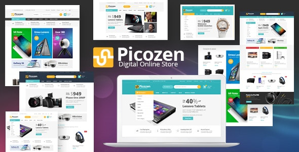 Picozen - Electronics theme for WooCommerce WordPress 33