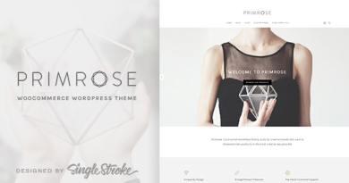Primrose - A Minimal and Creative WooCommerce Theme 37