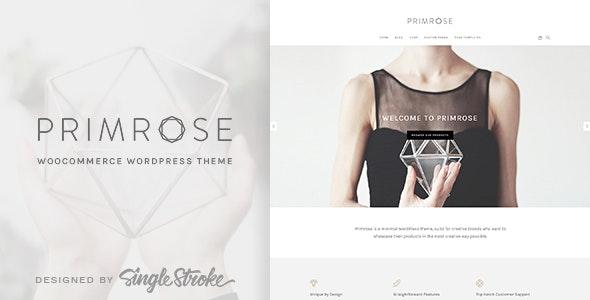 Primrose - A Minimal and Creative WooCommerce Theme 26