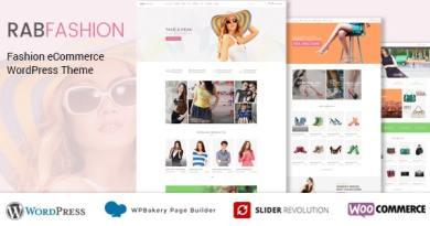 RAB - Fashion eCommerce WordPress Theme 18