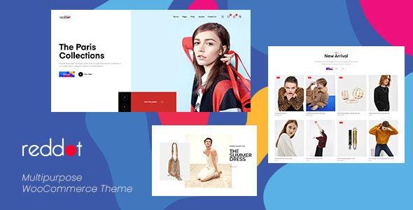 Reddot - Minimal & Modern WooCommerce WordPress Theme 5