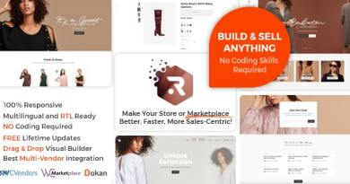 Rigid -  WooCommerce Theme for Enhanced Shops and Multi Vendor Marketplaces 3