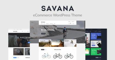 Savana - Multi Concept WooCommerce WordPress Theme for eCommerce 2