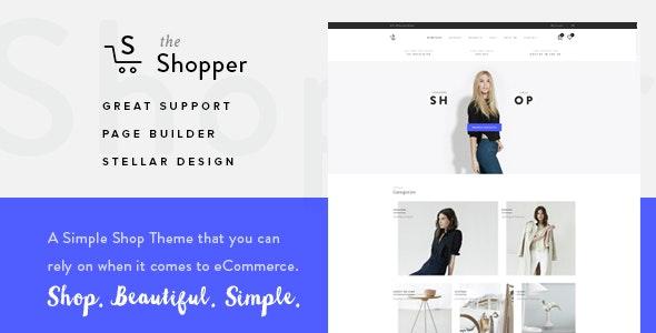 Shopper - Responsive WooCommerce Theme 6