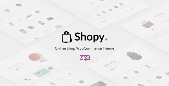 Shopy - Ecommerce WordPress Theme 21