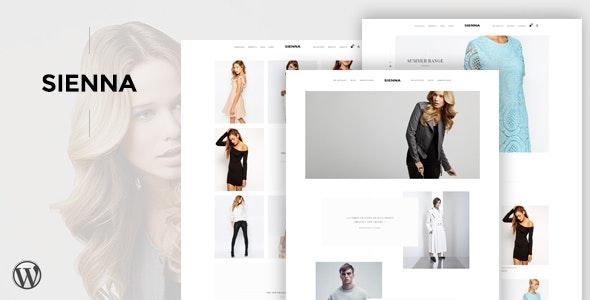 Sienna - Fashion WooCommerce WordPress Theme 1