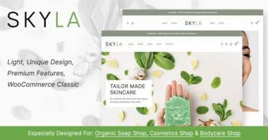 Skyla - Cosmetics Shop 3