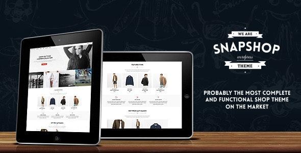 Snapshop - Responsive WooCommerce Wordpress Theme - Enhance Your Shop Website 22