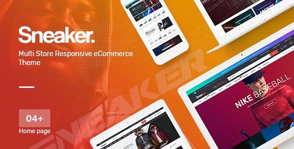Sneaker - Shoes Theme for WooCommerce WordPress 21