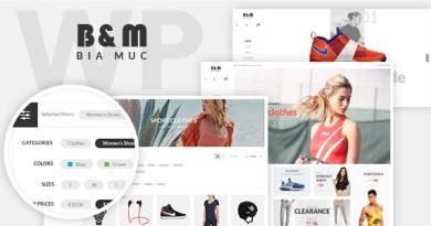 SNS BiaMuc - WooCommerce WordPress Theme 4
