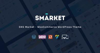 SNS Market - WooCommerce WordPress Theme 2