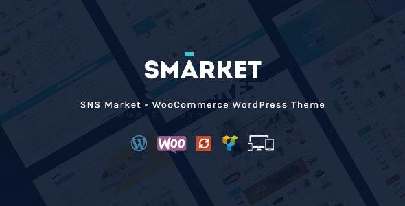 SNS Market - WooCommerce WordPress Theme 2