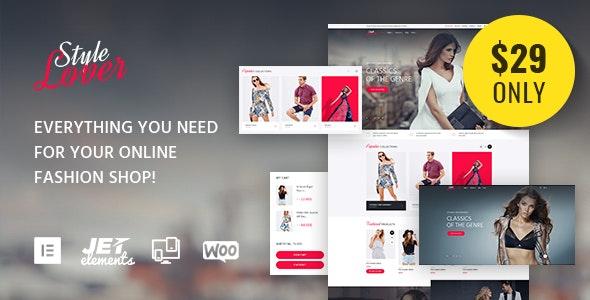 SolosShopy - Fashion Shop Elementor WooCommerce Theme 8