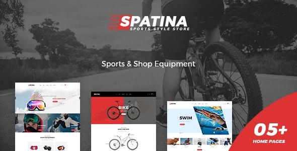 Spatina – Sports Store WooCommerce WordPress Theme 6