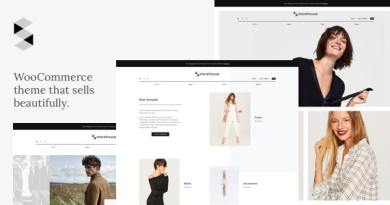 Storehouse - Conversion Oriented WooCommerce Theme 4
