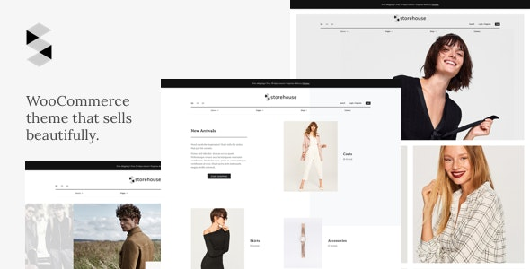 Storehouse - Conversion Oriented WooCommerce Theme 1