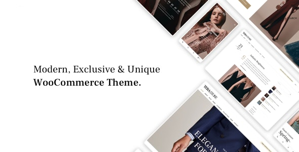 Tera - Modern WooCommerce WordPress Theme 10