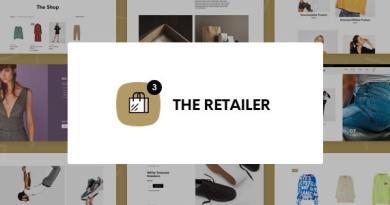 The Retailer - eCommerce WordPress Theme for WooCommerce 4