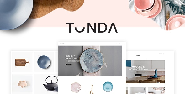 Tonda - Elegant Shop Theme 1