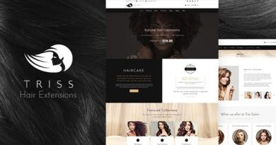 Triss - Beauty Cosmetics Shop 4