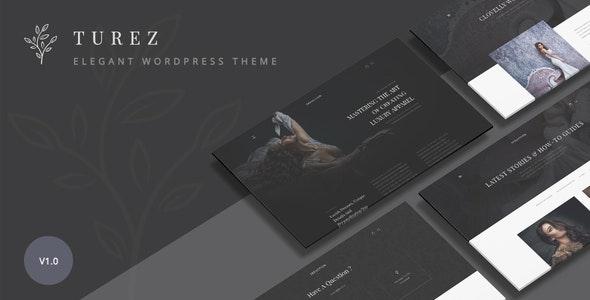 Turez - Luxury Bridal WooCommerce Theme 1