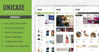 Unicase - Electronics Store WooCommerce Theme 4
