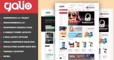 VG Galio - Mega Shop Responsive WooCommerce Theme 3
