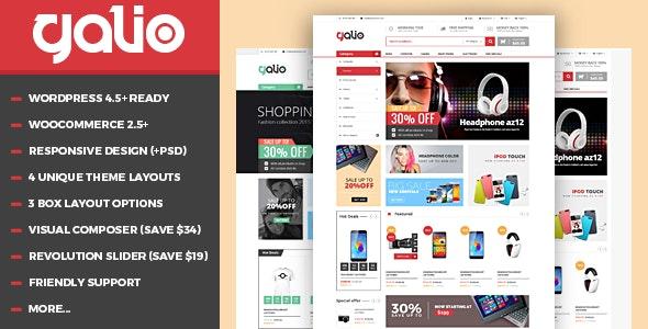 VG Galio - Mega Shop Responsive WooCommerce Theme 1