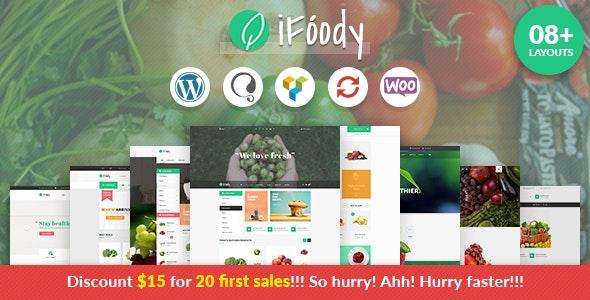 VG iFoody - Responsive WooCommerce WordPress Theme 1